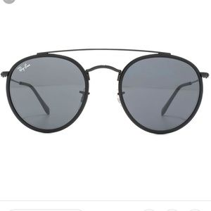Ray Ban 3647n Round in Black